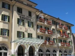 grand hotel savoia cortina